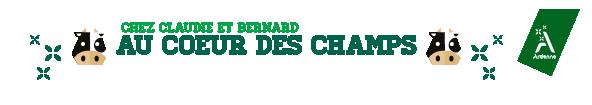 AU COEUR DES CHAMPS